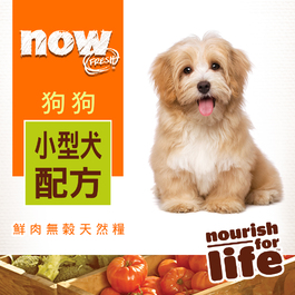 Now! 小型犬配方